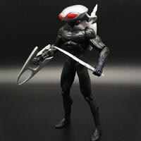 新52超人正义联盟海王潜水侠魔鬼鳗玩具手办可动人偶模型公仔 DC