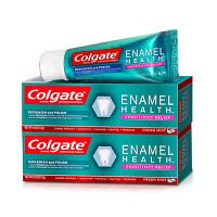 高露洁Colgate 牙釉健抗敏 进口牙膏 113g*2
