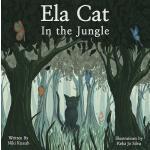 【预订】Ela Cat in the Jungle
