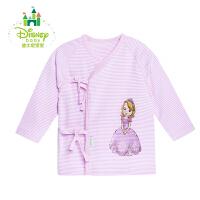 迪士尼Disney宝宝春季衣服 新生儿纯棉婴儿服装内衣上衣153S683