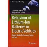 【预订】Behaviour of Lithium-Ion Batteries in Electric Vehicles