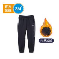 【2件3.5折价:69.65】361度男童长裤2018冬季新品