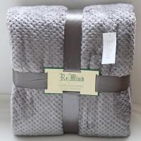 毯子冬季加厚保暖珊瑚绒床单网眼法兰绒毛毯办公室空调被午睡毯