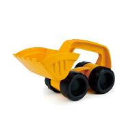 Hape怪力挖沙车1-6岁沙滩玩具儿童玩具运动户外玩具E4054