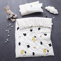 新款全棉幼儿园三件套 宝宝婴儿床品棉花芯可拆洗可单独售卖 其它