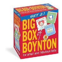 【现货】英文原版Big Box of Boynton Set 2! Sandra Boynton音乐绘本套装2 亲子读