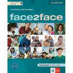 【预订】Face2face Intermediate Student's Book with Audio CD/CD-