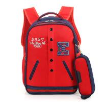 0604205258264韩版小学生书包儿童书包1-6年级学生背包减负透气可爱双肩包护脊减压旅游休闲午餐包