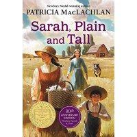 【现货】英文原版 又丑又高的莎拉 Sarah, Plain and Tall 30th Anniversary Edi