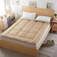 羊毛床垫加厚榻榻米床褥子1.2x1.5X1.8X2X2.2米床垫被