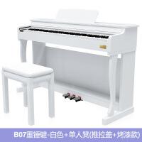 ?电钢琴88键重锤智能家用专业初学者儿童钢琴电子电钢
