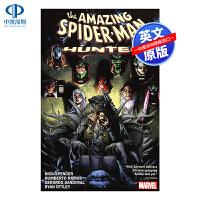 英文原版 神奇蜘蛛侠:狩猎 第四卷 Amazing Spider-Man: Hunted (Vol. 4) TPB 漫威