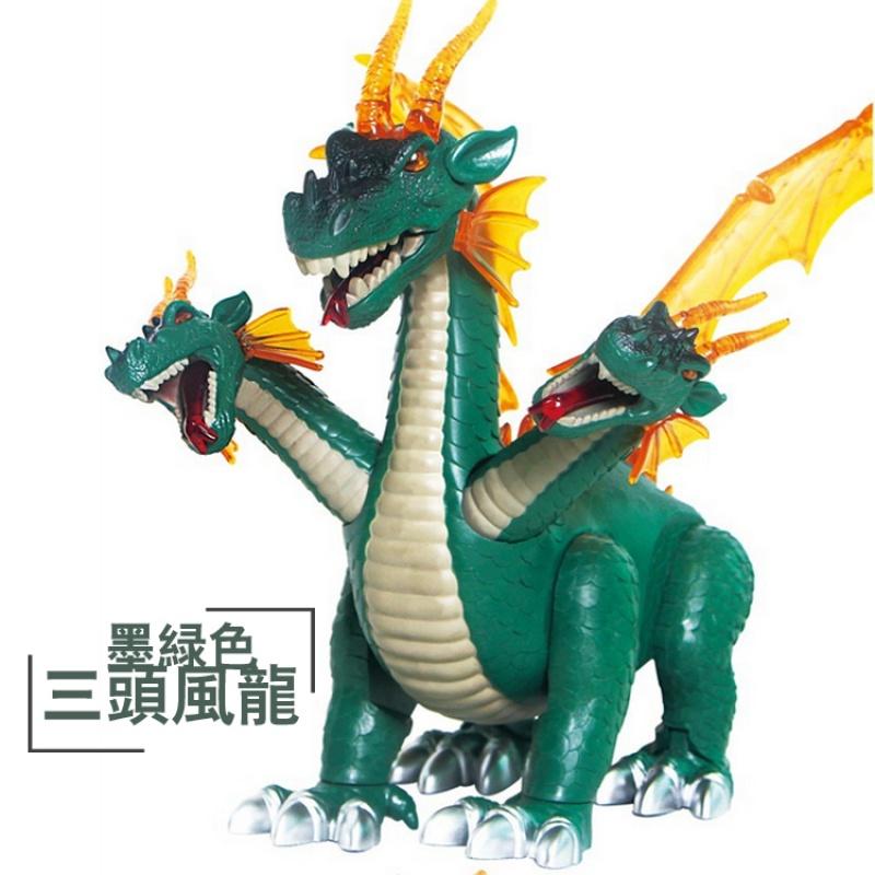 大号恐龙玩具电动仿真遥控霸王龙会行走智能动物模型儿童男孩玩具  :2恐龙2奥特蛋6节电池
