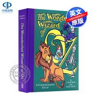 现货英文原版 The Wonderful Wizard Of OZ 绿野仙踪立体书 儿童礼物 进口童书 收藏版 正版