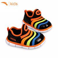 安踏童鞋小童鞋 春夏婴小童运动鞋小童学步鞋儿童机能鞋毛毛虫鞋31814062