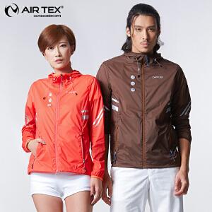 AIRTEX亚特防晒抗紫外线登山跑步旅行休闲女式皮肤风衣