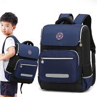 儿童小学生双肩包3-5-4-6年级书包男女孩8-12岁防水耐磨书包