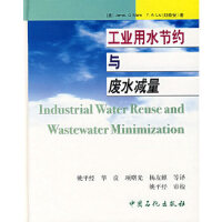 工业用水节约与废水减量 (美)曼,(美)刘裔安,姚平经 中国石化 9787801641601