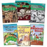 【预订】What's the History? 6-Book Set: Themed Fiction and Nonf