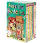 Amelia Bedelia Chapter Book 10-Book Box Set 糊涂女佣10本套装