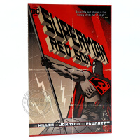 新版超人:红色之子 英文原版漫画 Superman: Red Son (New Edition) Mark Milla