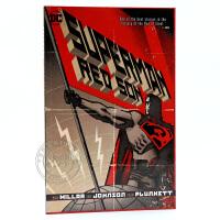 新版超人:红色之子 英文原版漫画 Superman: Red Son (New Edition) Mark Millar