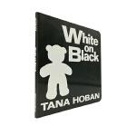 英文原版绘本 White on Black 黑底白字 黑与白的艺术 吴敏兰推荐绘本123 幼儿启蒙认知读物 童趣学前教
