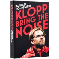克洛普 噪音制造者 英文原版 人物传记 Klopp Bring the Noise 足球教练 Raphael Honi