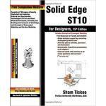 【预订】Solid Edge St10 for Designers 9781640570115