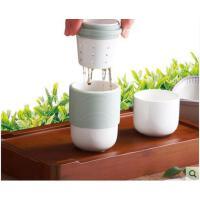 精美时尚家用功夫茶具套装陶瓷快客杯户外泡功夫茶具迷你便携旅行茶壶
