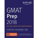 【预订】GMAT Prep 2018: 2 Practice Tests + Proven Strategies +