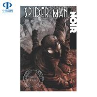 英文原版 蜘蛛侠:漫画全集 Spider-Man Noir: The Complete Collection 漫威漫画