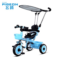 儿童三轮车宝宝单车婴儿手推车脚踏车
