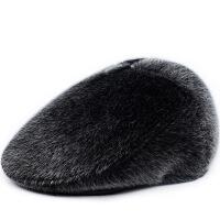 №【2019新款】老年人男士冬天带的帽子 老人 中年老头爸爸爷爷秋防风鸭舌帽
