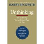【新书店正版】 Unthinking Harry Beckwith(哈里・贝克威思) Business Plus 97