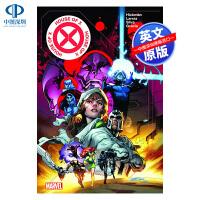 英文原版 X战警大事件 精装收藏版 House of X Powers of X 漫威漫画故事书