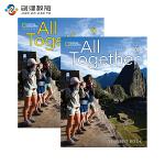 All Together 6级别学生用书+练习册 英语原版进口少儿英语教材美国国家地理少儿英语教材