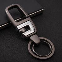 男士腰挂钥匙扣 创意汽车钥匙链金属挂件
