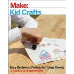【预订】Make: Kid Crafts: Easy Electronics Projects for Young M