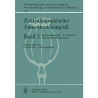 【预订】Zentraleuropaischer Anaesthesiekongress: Regionalanaest