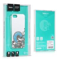 浩酷 iPhone5s手机壳 苹果5s保护套SE硅胶浮雕创意软壳彩绘女潮