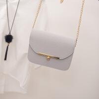 欧美时尚斜挎链条包迷你小方包单肩包斜跨女包小包包