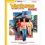 【预订】Ventures Basic Teacher's Edition with Assessment Audio