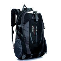 户外登山包40L大容量轻便旅行背包男女旅游双肩包尼龙防水行李包