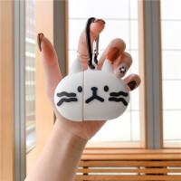 韩国airpods保护套狗狗猫咪airpods2保护壳苹果蓝牙无线耳机ipod充电盒子aripods airpods