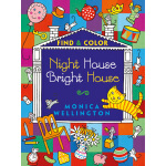 Night House Bright House Find & Color