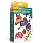 【顺丰包邮】英文原版 Alphabet 字母ABC卡片54长盒装 Golden Books 0-3-6岁儿童启蒙认知早