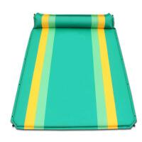 户外帐篷垫防潮垫午睡垫双人自动充气垫 折叠地垫野外充气床