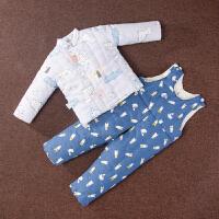 儿童装手工棉衣棉袄棉裤套装幼儿宝宝冬季棉衣婴儿小孩加厚冬装