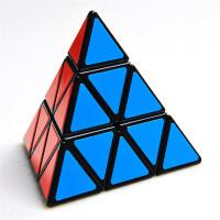 ?异型魔方套装圣手三阶金字塔三角形魔方比赛斜转sq1镜面魔方?